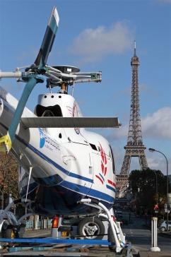 Frédéric Aguettant a organisé de nombreux événements d'ampleur autour de l'hélicoptère, à Paris notamment. Il fait preuve de la même créativité avec Helipass, offre qui dépasse nos frontières mais avec la même « French touch ».