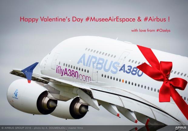 valentine A380 copie